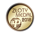 Złoty Medal Polagra Tech 2018